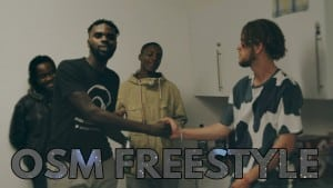 Man Like Nells & Pilot The Rhymer – Freestyle | Video by @1OSMVision