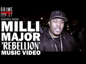 Milli Major – Rebellion (Prod. Z Dot)  [Music Video] @MajorB2DaL