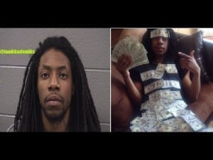 """P Rico Arrested on Charges of  """"Gun Posession By a Known Gang Member"""" and Held on $100,000.00 Bail."""