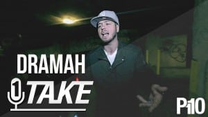 P110 – Dramah (minarmy)| @DramahUK #1TAKE