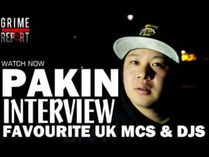 Pakin Reveals Favourite UK Lyrics & Grime DJ's [@PakinOrSMA]