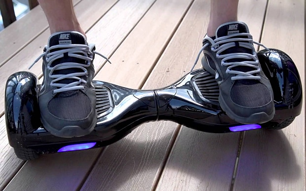 Hoverboard scooters have become massively popular