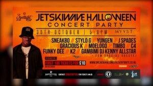 Spotlight Events Present The ' Sneakbo JetSki Wave