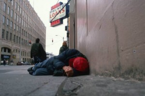 Homeless people to be fined up to £1,000 for sleeping rough