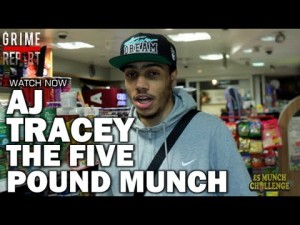 AJ Tracey – The Five Pound Munch [Episode 48] @AJFromTheLane