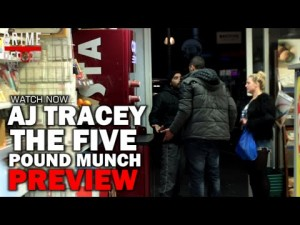 AJ Tracey – The Five Pound Munch (Preview) @AJFromTheLane