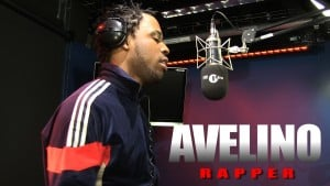 Avelino – Fire In The Booth