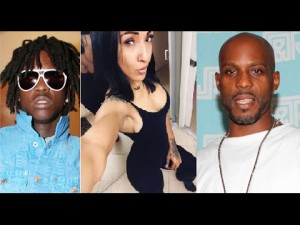 Chief Keef Clarifies He Isn't Dissing DMX By Saying he Piped down his Baby Moms + She Denies It!