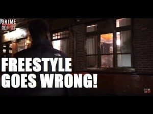"""Freestyle Goes WRONG """"Shut The F**k Up!!"""""""