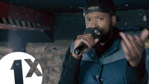 """Frisco performs """"Funny"""" live on Charlie Sloth's Rap Up"""