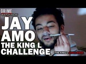 Jay Amo – The King L Challenge [@JaysGotAmo]