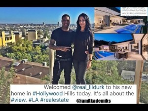 Lil Durk Cops a New Mansion in Hollywood Hills. Must Also Maintain Address in Chiraq per Probation.