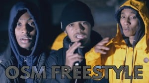 Mills, Ramzey & Crafty – Cypher | Video by @1OSMVision [ @_MillsBrown ]