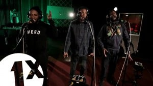 """Newham Generals cover Skrillex & Damian """"Jr. Gong"""" Marley – 'Make It Bun Dem' for 1Xtra Mc Month"""