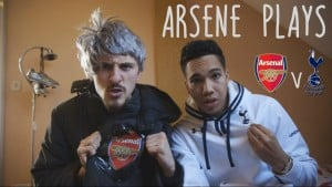 North London Derby   Arsene Plays Fifa 15