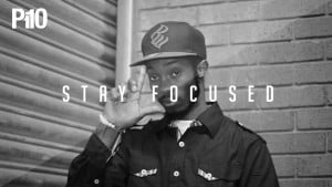 P110 – Damaine Legacy – Stay Focused [Music Video]