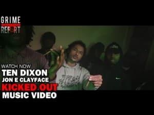 Ten Dixon X Jon E Clayface – Kicked Out [Music Video] @MrTenDixon @JonEClayFace