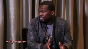 Westwood – 50 Cent on the state of Hip Hop