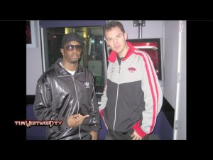 Westwood – Puff Daddy & Shyne only freestyle together! Throwback 1999