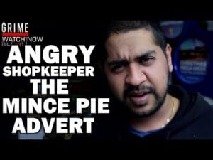 Angry Dab Daddy – The Mince Pies Advert Thing [@AngryShopKeeper]