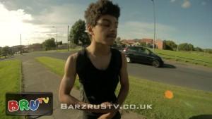 BarzRusTV – Blakk-Ice – Hip-Hop Freestyle