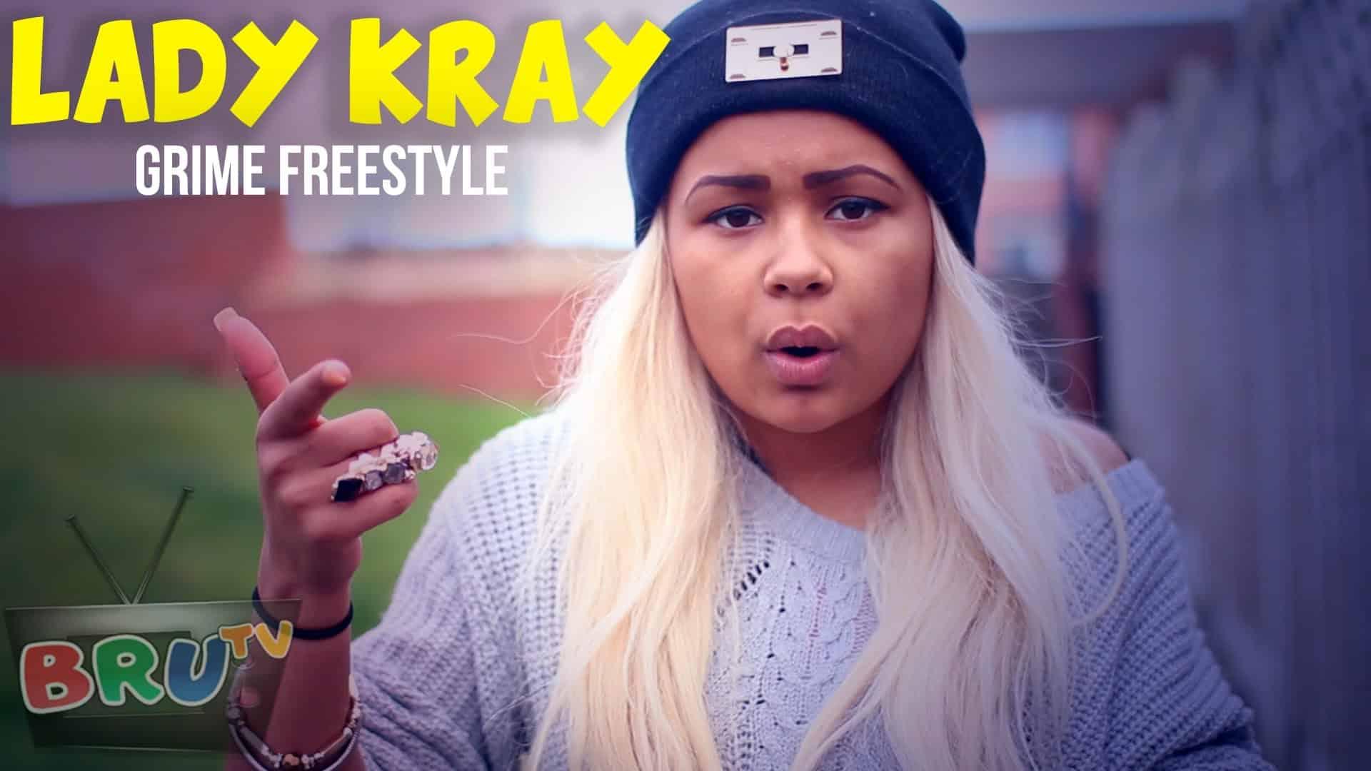 BarzRusTV – Lady Kray – Grime Freestyle