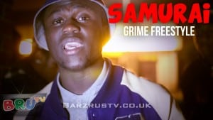 BarzRusTV – Samurai – Rap Freestyle