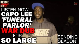 Capo Lee – Funeral Parlor (Sending For So Large) @CapoLee100