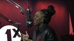 Marla Brown sings Dennis Brown on 1XTRA