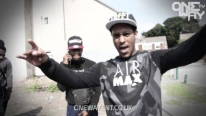 ONE WAY TV   CULPS & D-KNOWLEDGE FREESTYLE