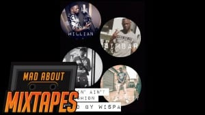 STORM MILLIAN, TIMBAR, K.I.D 'N' STARTZY – RAPPIN AINT A FASHION  | MadAboutMixtapes
