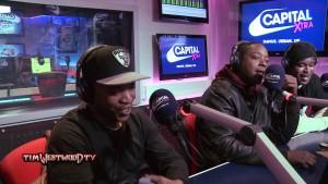 Westwood – The Lox on Dipset, G-Unit tour