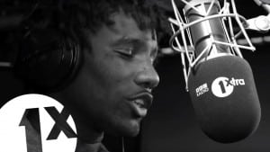 Wretch 32 and Avelino Fire in the Booth