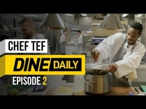 Youngs Teflon: Dine Daily – Episode 02 | GRM Daily