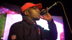 Che Lingo – Knock My Hustle (Live At #GuapParty) | BRMG