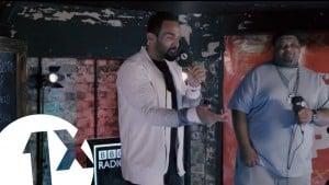 Craig David and Big Narstie perform When The Bassline Drops