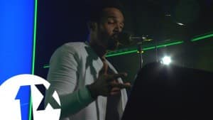 Craig David 'Love Yourself' Justin Bieber cover Live Lounge