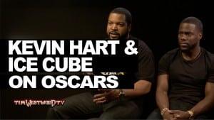 Kevin Hart & Ice Cube on Oscars so White – Westwood