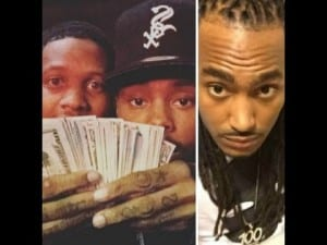 Lil Durk Takes the High Road in Response to a MUBU Affliate ******** his DJ. Krump Taunts him.