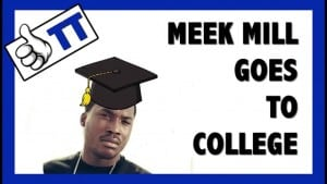 Meek Mill Goes To College, Stormzy Vs J Spade, Black Chyna + More