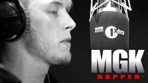 MGK – Fire In The Booth