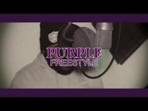 Mr Drastick – Purple Freestyle [Prod by Donae'O] | GRM Daily