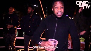 ONE WAY TV | CEE RELLIM (SMR) FREESTYLE