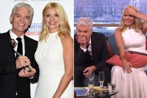Philip And Holly Presented 'This Morning' Still Drunk From Last Night's Awards