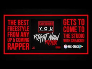 Sneakbo – Right Now feat Mostack & J Spades ( INSTRUMENTAL WITH HOOK )