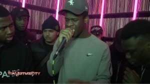 Westwood – Belly Squad Crib Session freestyle