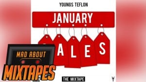 Youngs Teflon – On My Own ft. Rusty [January Sales] | MadAboutMixtapes