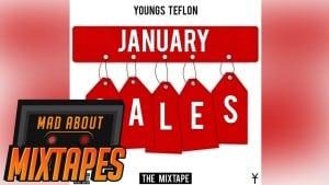 Youngs Teflon – Tuna Raw [January Sales] | MadAboutMixtapes