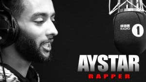 Aystar – Fire In The Booth