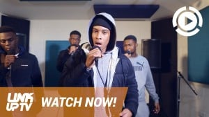 Belly Squad – #MicCheck Freestyle | @BellySquad | Link Up TV